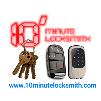 10 Minute Locksmith's Flyer2
