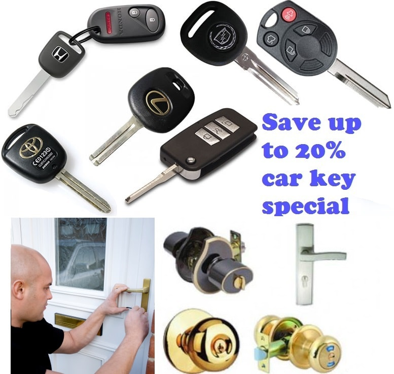 We have wide of range Locksmith Clearwater service