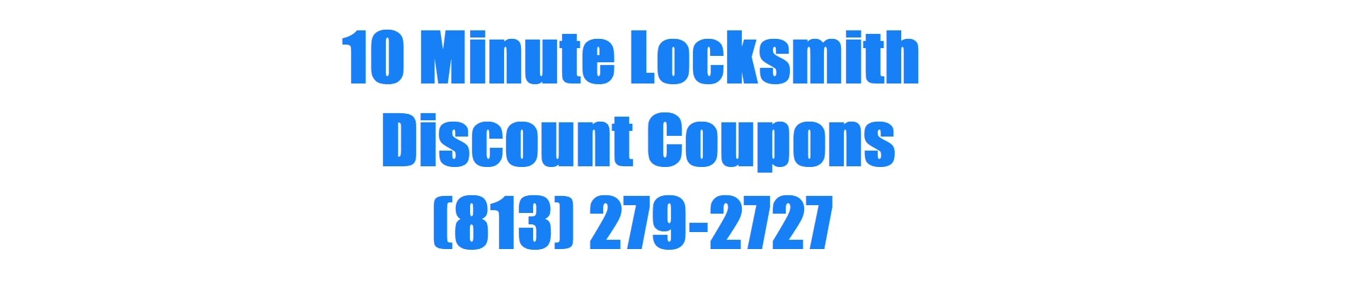 Discount 10 Minute Coupons
