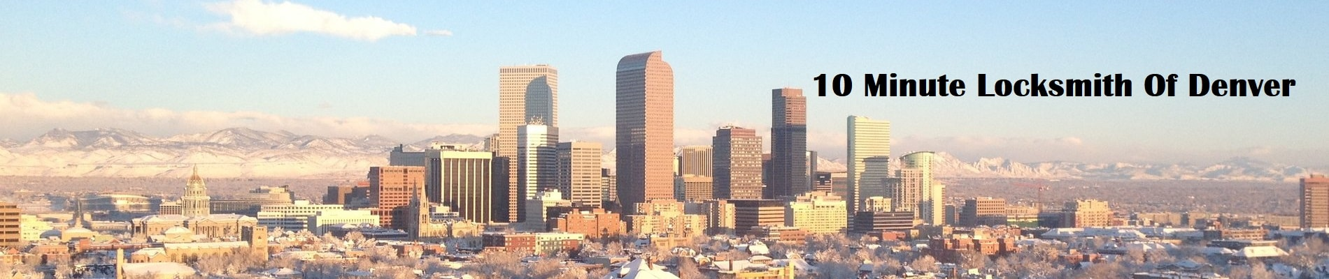 Denver, the capital of Colorado, is an American metropolis dating to the Old West era