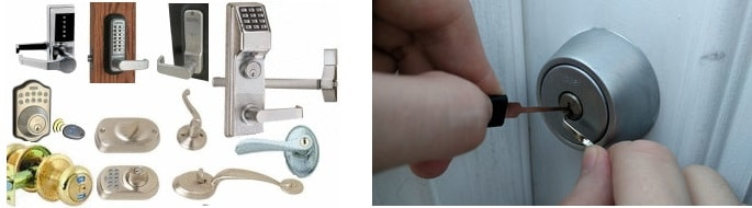 commercial and residential-locks collection