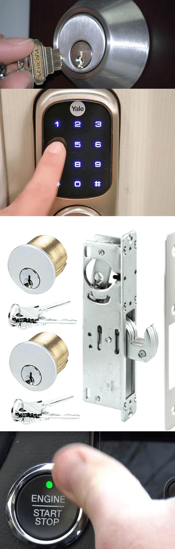 Home, car, business locksmith services