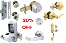 Commercial and house locks