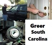 Best solutions from our locksmith greer services